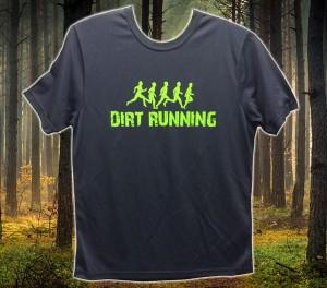 Buy the Dirt Running Technical T Shirt
