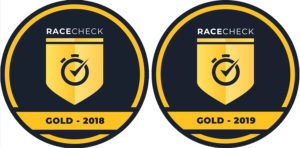 The Dirt Half Challenge wins Racecheck GOLD in 2018 and 2019!